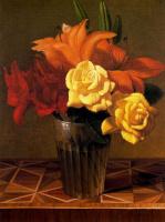 Стоун Робертс. Желтые розы