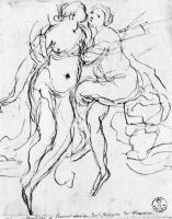 Франческо Фурини. Аллегории Живописи и Поэзии