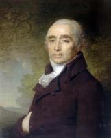 Владимир Лукич Боровиковский. Портрет П. Н. Дубовицкого. 1804