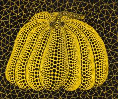 Yayoi Kusama. Pumpkin