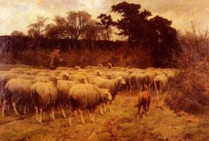 Ван Леемпуттен. Возвращение стада