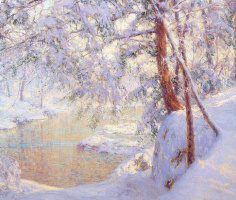 Уолтер Лаунт Палмер. Зима