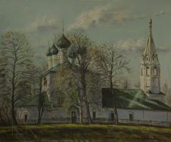 Dmitry Valeryevich Spiridonov. Nikola chopped