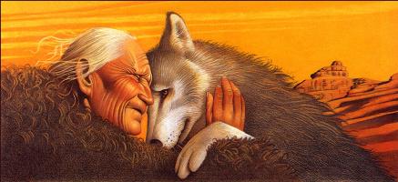 Верный волк