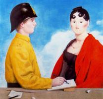 Антонио Буэно. Мужчина и женщина