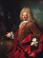 Никола де Ларжильер. Портрет джентльмена