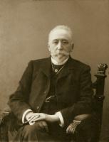 Алексей Петрович Боголюбов. Фотографический портрет Галкина-Врасского