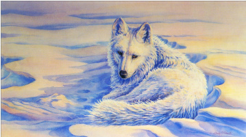 Салли Дж. Смит. Арктический волк