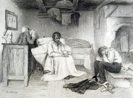 Альбер Беттанье. Отчаяние