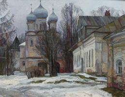 Олег Борисович Захаров. Цвет зимы Борисоглеба.