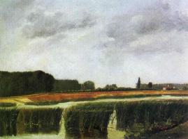 Анри Руссо. Пейзаж