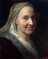 Бальтазар Деннер. Портрет старухи