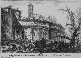 Джованни Баттиста Пиранези. Античный Рим