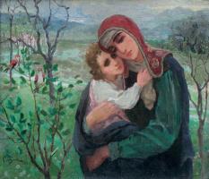 Ivan Fedorovich Seleznev. Motherhood
