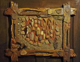 Неизвестный  художник. Каменное оружие неолита льяловской культуры