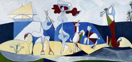 Пабло Пикассо. Радость жизни. Пастораль