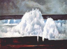 Марсден Хартли. Волна