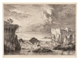 Жан-Жак де Буассье. Разрушение дамбы в Голандии