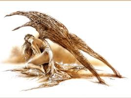 Луис Ройо. Ночь ангела