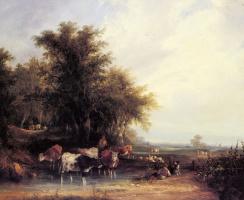 Уильям Шайер. Вблизи Нью-Фореста
