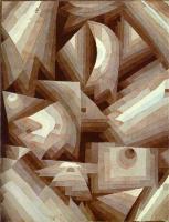 Paul Klee. Crystal