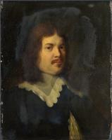 Голландский. Портрет мужчины