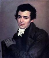 Карл Павлович Брюллов. Портрет архитектора Тона