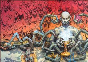Патрик Вудруф. Следы сатаны 1