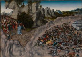 Гибель армии фараона в Красном море