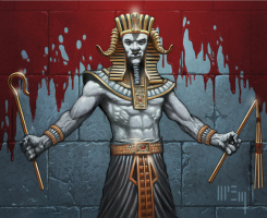 Патрик Макэвой. Темный фараон