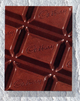 Пунз Вольф. Плитка шоколада