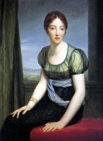 Франсуа Паскаль Симон Жерар. Графиня Реньо де Сен-Жан д'Анжели