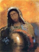 Одилон Редон. Священное Сердце