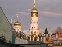 """Alexey Grishankov (Alegri). """"Evening bells"""""""