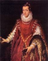 Софонисба Ангвиссола. Благородная дама