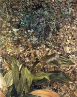 Люсьен Фрейд. Листья