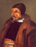 Джузеппе Арчимбольдо. Адвокат