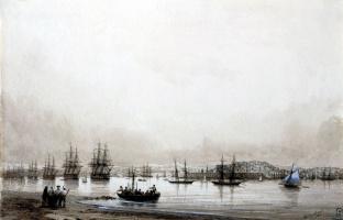 Ivan Aivazovsky. Sevastopol