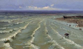 Ефим Ефимович Волков. Море