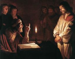 Геррит ван Хонтхорст. Христос