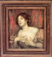 Franz von Pieces. Frau Pieces