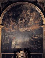 Хуан де Вальдес Леаль. Вознесение Илии