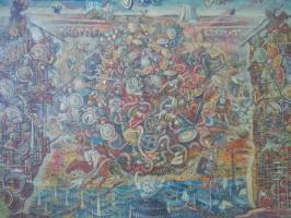 Вячеслав Коренев. Ancient battle