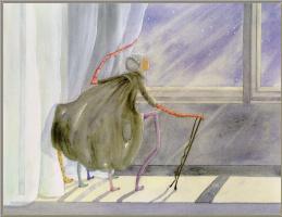 Джейн Дайер. Глядя в окно