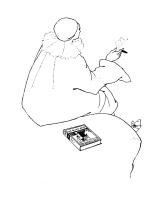 """Обри Бердслей. Журнал """"Желтая книга"""""""