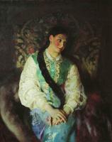 Павел Петрович Чистяков. Боярышня Аннушка