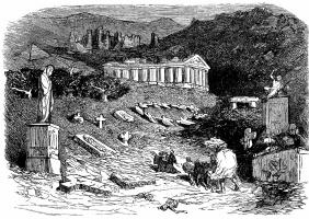 "Paul Gustave Doré. Illustration for ""Gargantua and Pantagruel"" - Rabelais"
