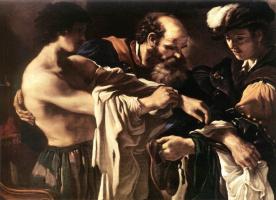 Джованни Франческо Гверчино. Возвращение блудного сына