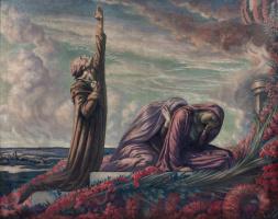 Жан Дельвиль. На могиле мучеников