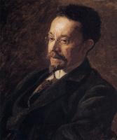 Томас Икинс. Портрет артиста оперы Генри Таннера
